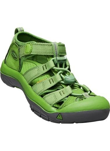 Keen Keen Newport H2 Genç Sandalet Yeşil Yeşil
